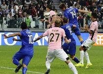Serie A: Juventus-Palermo 2-0, gol e highlights. Video.
