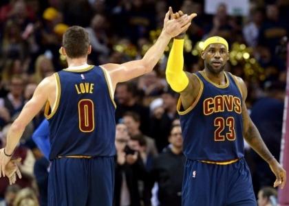 Playoff Nba, Cleveland travolge Boston e ipoteca l'accesso alle Finals