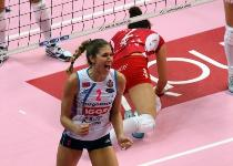 Volley, A1 femminile: Modena scivola, Novara torna in testa