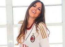 Claudia Romani, clima da derby. Foto