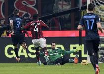 Serie A: Milan-Inter 1-1, gol e highlights. Video