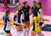 Volley, A1 femminile: Modena facile, gioia Firenze