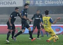 Serie A: Chievo-Inter 0-2, gol e highlights. Video