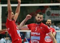 Volley, Champions: ecco gli accoppiamenti dei Playoff 12
