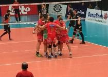 Volley, Champions: super Perugia, Noliko Maaseik travolto