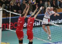Volley, playoff SuperLega: Trento parte bene, Molfetta demolita
