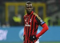 Balotelli verso l'Arsenal: il Milan chiede 37 milioni