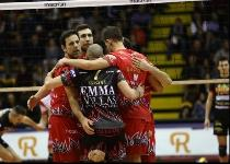 Volley, playoff A1: Perugia ribalta Macerata, è 1-1