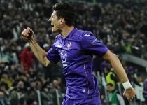 Europa League: Juventus-Fiorentina, il primo round è 1-1