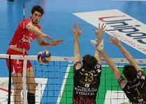 Volley, A1 playoff: Perugia ko al tie break, Piacenza avanti 2-1