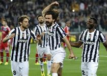 Europa League: Lione steso, Juve in semifinale
