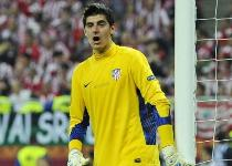 Atl. Madrid, Courtois: