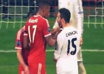 Champions: lo schiaffo di Ribery a Carvajal. Video