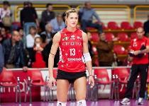 Volley: Valentina Arrighetti lascia Busto Arsizio