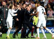 Real-Atletico: Simeone-Varane, rissa sfiorata. Video