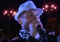 Real campione, Sergio Ramos ubriaco guida la festa. Video