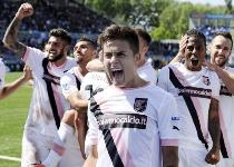 Serie B: Novara-Palermo 0-1, gol e highlights. Video