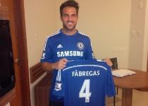 E' ufficiale: il Chelsea ha preso Fabregas
