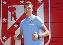 Atletico Madrid: ufficiale il colpo Mandzukic