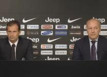 Juventus, Allegri: la presentazione in diretta. Video streaming