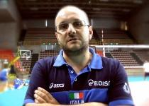 Volley, Berruto: