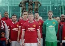 Manchester United: la presentazione delle nuove maglie. Video