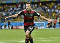 Germania, Klose lascia la nazionale: