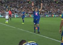 Amichevoli: rimonta Juventus nel giorno di Del Piero