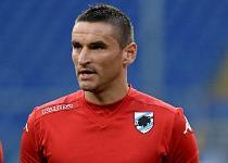 Sampdoria: Bergessio infortunato, debutto a rischio