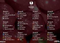 Europa League, sorteggi: Inter col Dnipro, Napoli con lo Sparta Praga