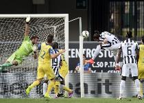 Serie A: Juventus sprecona, ma basta l'1-0