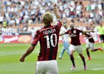 Serie A: Milan-Lazio 3-1, gol e highlights. Video