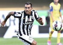 Juventus, Tevez tranquillizza tutti: