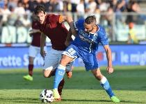Serie A: Empoli-Roma 0-1, gol e highlights. Video