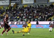 Serie A: Parma-Milan 4-5, gol e highlights. Video