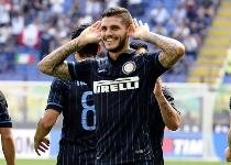 Serie A: settebello Inter, Sassuolo vittima sacrificale