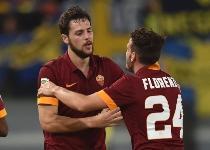 Serie A: Florenzi e super Destro, la Roma vola