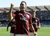 Serie A: Cesena-Milan 1-1, gol e highlights. Video