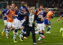 Serie A: derby alla Sampdoria, Gabbiadini stende il Genoa