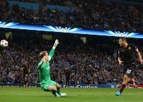 Champions: quanto sei bella Roma, 1-1 col City