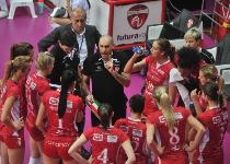 Volley, Champions donne: Busto e Piacenza ai playoff