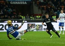 Tim Cup: Inter-Sampdoria 2-0 gol e highlights. Video