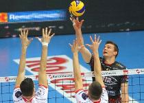 Volley, Champions: urlo Perugia, Belchatow ko al tiebreak