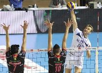 Volley, SuperLega: Trento vince facile, Modena gioia derby