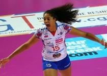 Volley, A1 femminile: urlo Bergamo, Modena piegata