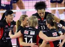 Volley, Champions donne: Busto Arsizio show, Dinamo Mosca travolta