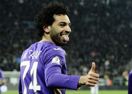Mohamed Salah - Foto www.imagephotoagency.it
