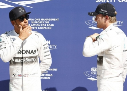 F.1, Gp Abu Dhabi: pole per Hamilton, 4° Raikkonen, 5° Vettel