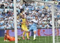 Serie A: Lazio-Chievo 1-1, gol e highlights. Video