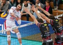 Volley, playoff SuperLega: Trento super in gara 3